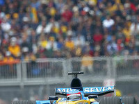 Alonso pleased with performance