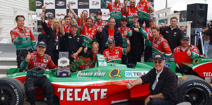 CHAMPCAR/CART: Fernandez charges to Portland victory