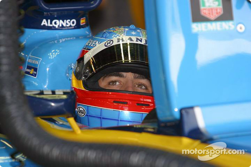 Alonso's Monza weekend