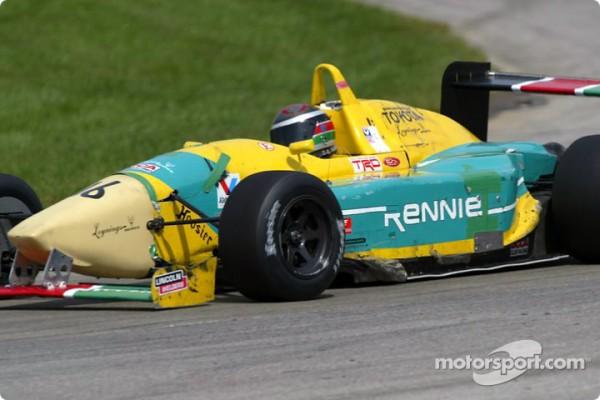 RACE: Valvoline Runoffs Friday afternoon report
