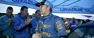 WRC Solberg wins to claim his first championship