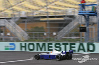 IPS: Drivers take to Homestead with gusto