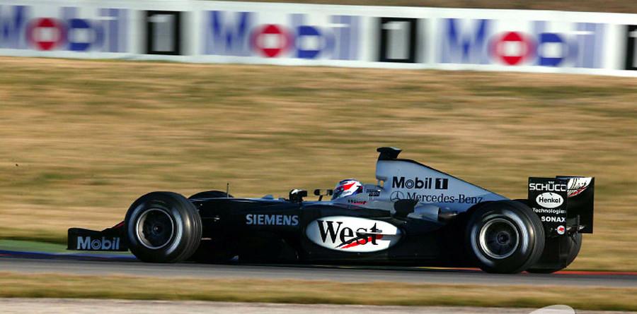 McLaren lagging behind in testing