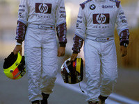 Williams duo gearing up for Melbourne