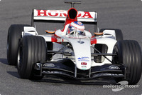 Button defends BAR performance