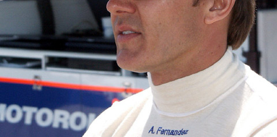 IRL: Fernandez moves to the IndyCar Series