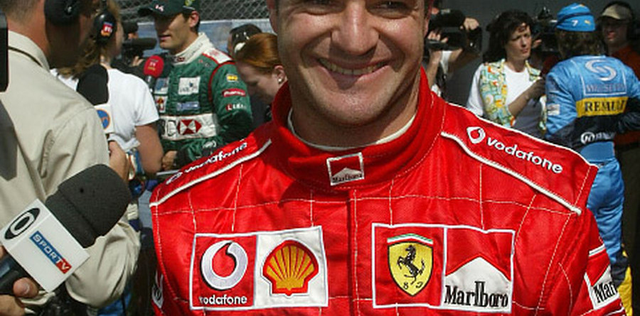2004 best chance for Barrichello
