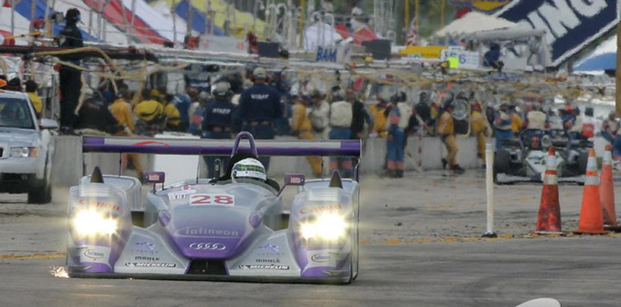 Biela leads Sebring after nine hours