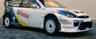 WRC New Zealand will test new Focus WRC 04