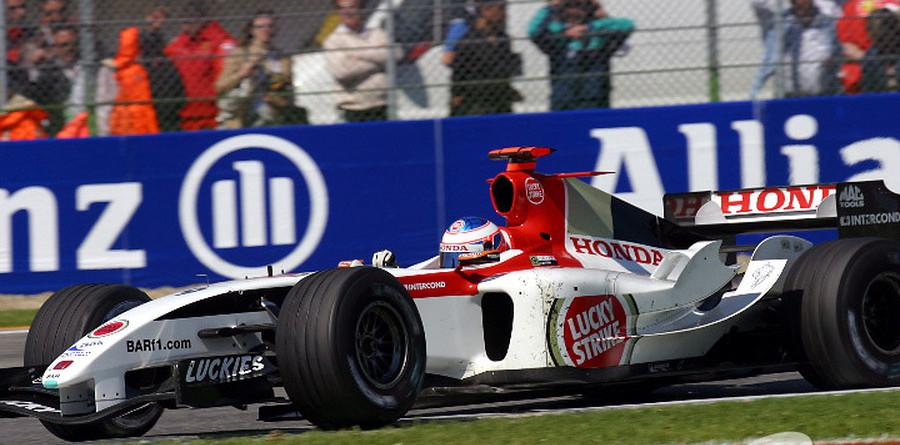 Praise for Button from Ferrari's Brawn