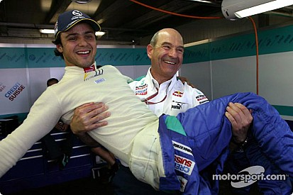 Sauber interview with Massa