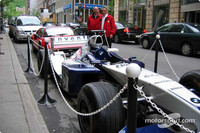 Montreal revving for Formula One