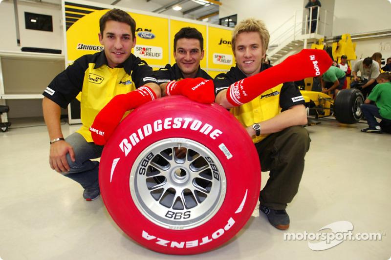 Bridgestone teams support Sport Relief