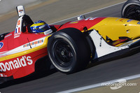 CHAMPCAR/CART: Bourdais' late effort wins Laguna pole