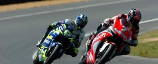 MotoGP Gibernau wins vital Qatar GP