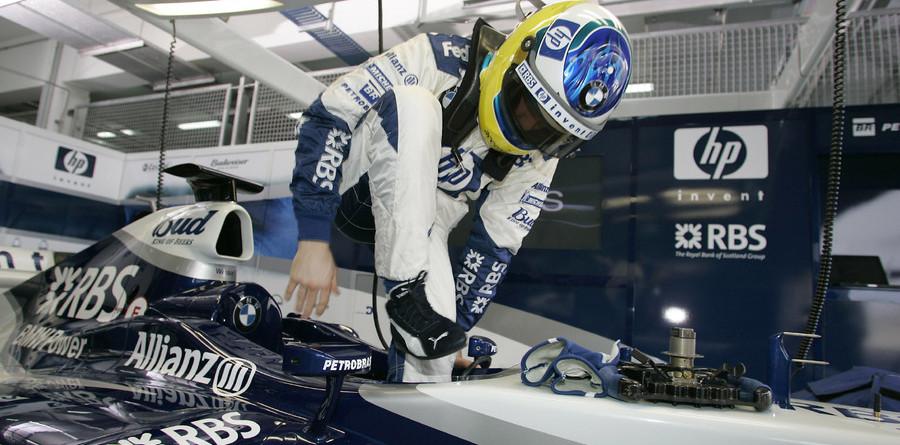 Heidfeld tops Jerez test times