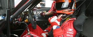 Grand-Am Pruett parades to pole at Daytona