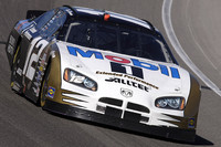 Newman snags pole in Vegas