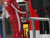 Schumacher excited about F2005 debut