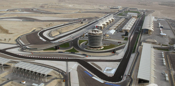 Who can stand the heat in Bahrain?