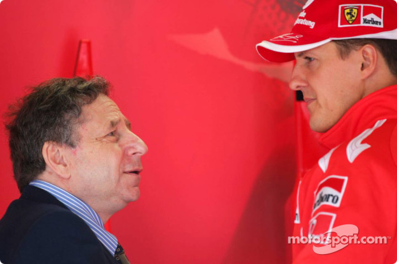 Todt not so happy with Imola result
