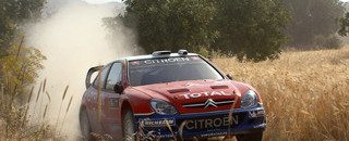 WRC Loeb two minutes ahead after rough start to Cyprus