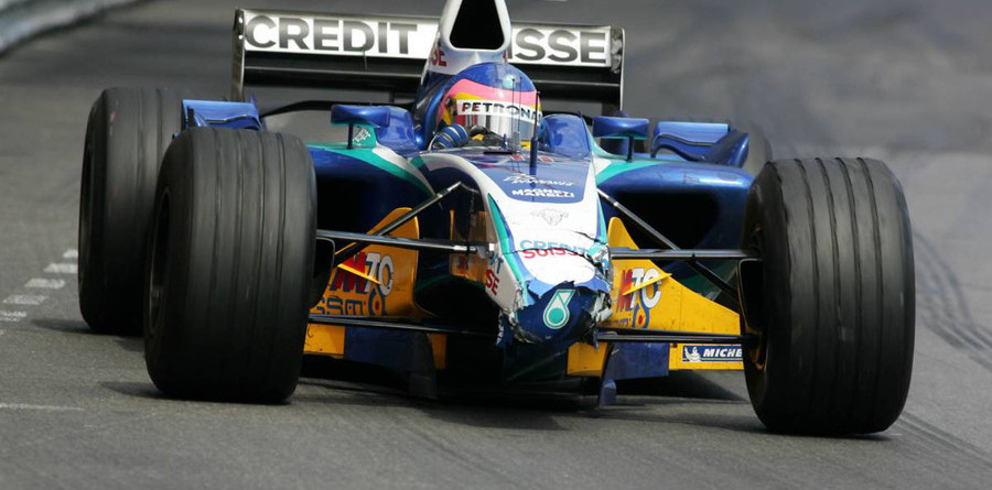 Villeneuve admits Monaco move was misjudged