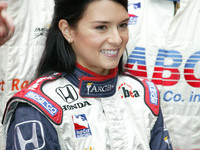 IRL: On to Texas for Danica Patrick