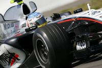 Wurz stays fastest on German GP Friday
