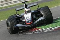 McLaren's usual suspect tops Italian GP first practice