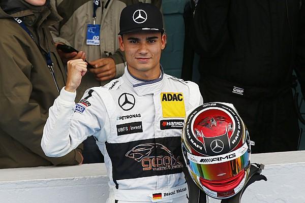 Resmi: Wehrlein, 2018'de DTM'de yarışacak