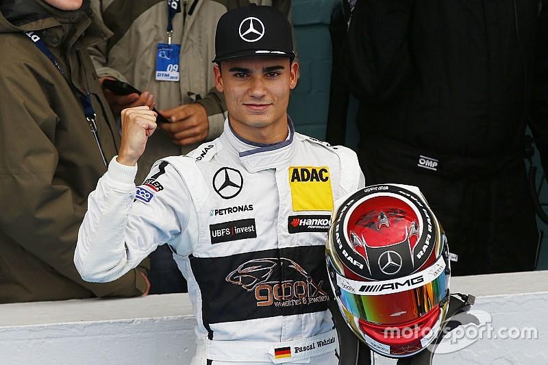 Ufficiale: Pascal Wehrlein torna nel DTM con la Mercedes nel 2018