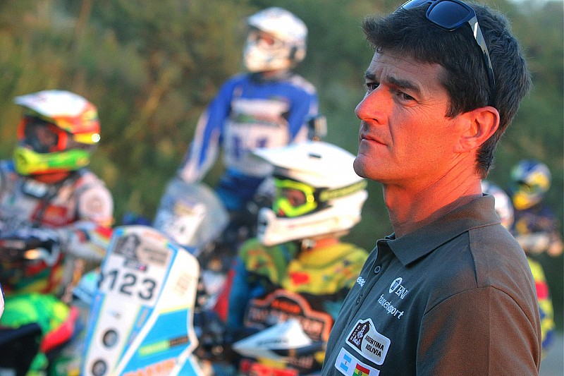 Coma steps down from Dakar Rally role