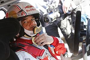 WRC Actualités Loeb satisfait des améliorations apportées à la C3 WRC