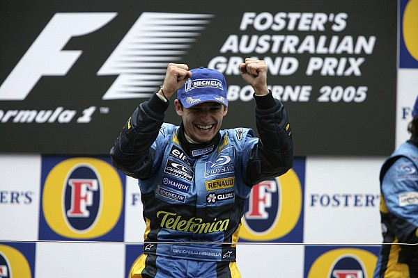 Australian GT Breaking news Fisichella secures Albert Park GT start