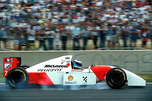 Häkkinen: Quand j'ai débuté en F1, il y avait 3 moteurs par GP