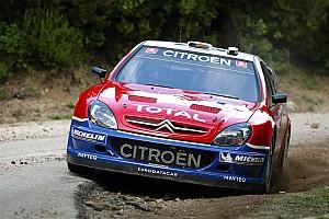 WRC Diaporama Diaporama - Les six victoires de Loeb et Elena au Rallye de France