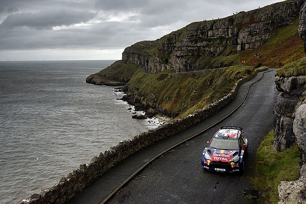WRC Breaking news FIA blocks 'radical' final stage plan for Rally GB