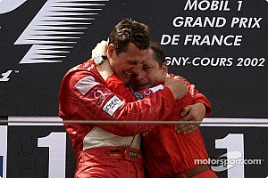 Formula 1 Special feature How Schumacher and Todt transformed Ferrari
