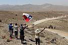 Dakar Chile, fuera del Dakar 2019