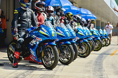 Suzuki Gixxer Cup set for July start