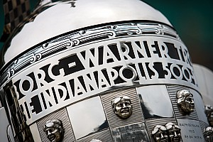 IndyCar Breaking news Borg-Warner Trophy to be displayed at Goodwood Festival