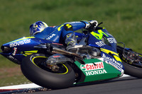 Honda riders earn front row in Istanbul