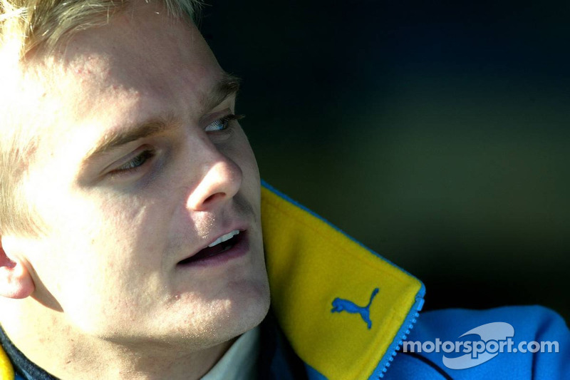 Kovalainen completes first official test