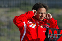 Massa calm about Ferrari challenge