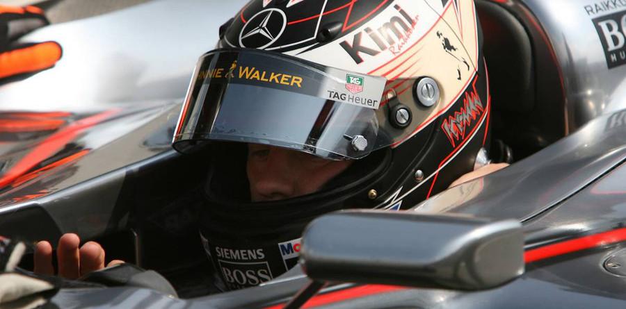 Raikkonen fastest in Hungarian GP first practice