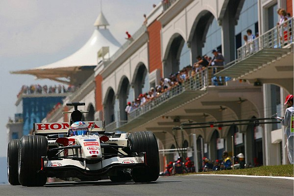 Formula 1 Back to business in Turkey