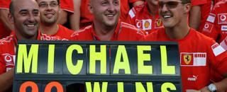 General The enigma of Michael Schumacher