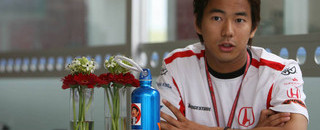 Formula 1 Super Aguri test role for Yamamoto