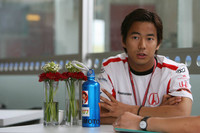 Super Aguri test role for Yamamoto